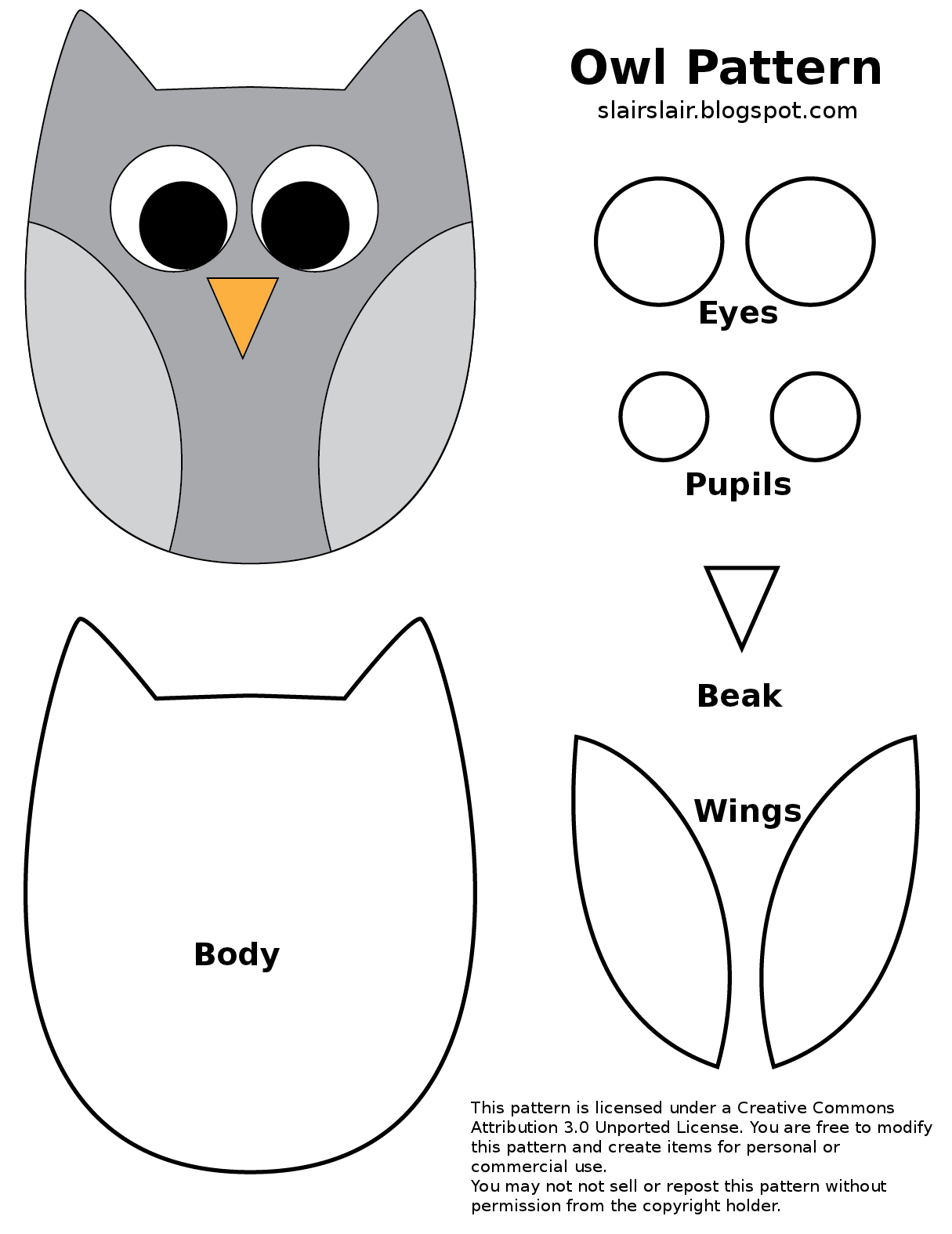 FPF_owl_pattern.png - Google Drive | anahtarlik | Pinterest | Molde ...