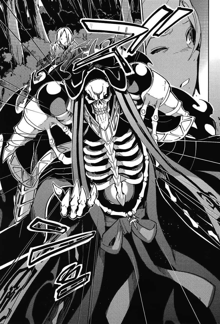 Overlord Chapter 2 page 43 Anime, Good