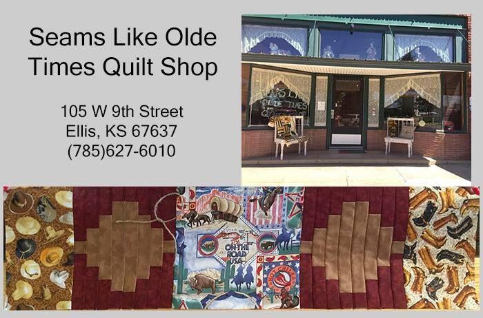 Seams Like Olde Times Quilt Shop - Ellis KS   2017 Row by Row ... : seams to be quilt shop - Adamdwight.com