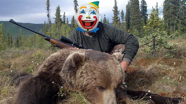 Petition · No Trophy Hunting of endangered Grizzly Bears leaving Yellowstone Park looking for food. · Change.org
