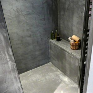 Amazing Good With Peinture Pour Douche Italienne With