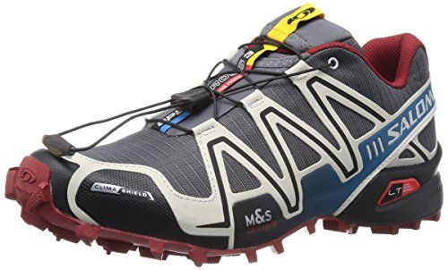 salomon speedcross 3 cs black orange cap