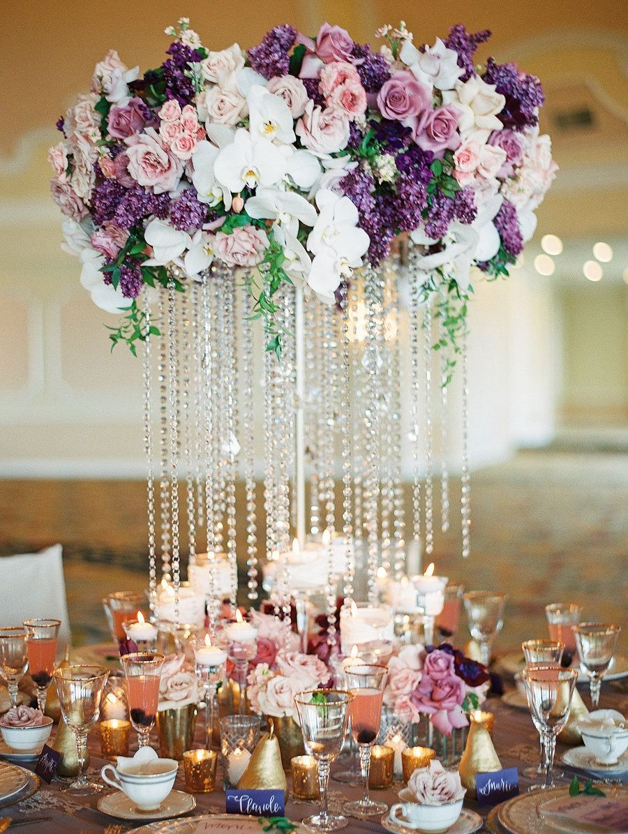 Color Inspiration: Monique Lhuillier + Lilac Wedding Ideas | Wedding ...