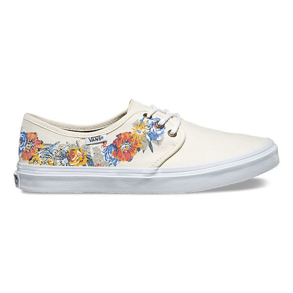 Tazie sf vans floral and clothing tazie sf shop womens shoes at vans mightylinksfo