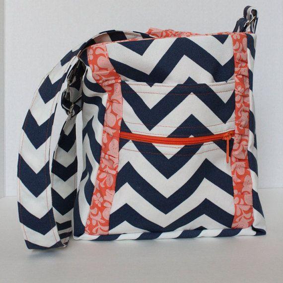 The Aggie Bag PDF pattern, crossbody bag sewing pattern, handbag ...