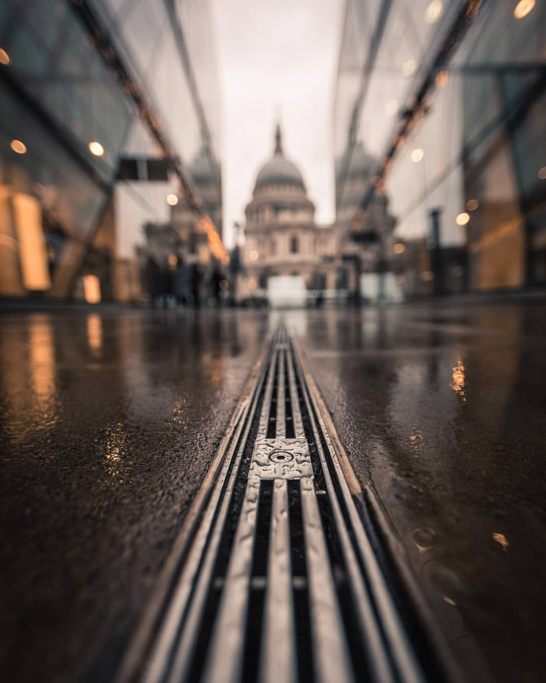 Photo of Striking Urban Photos in London by Nathan Hands