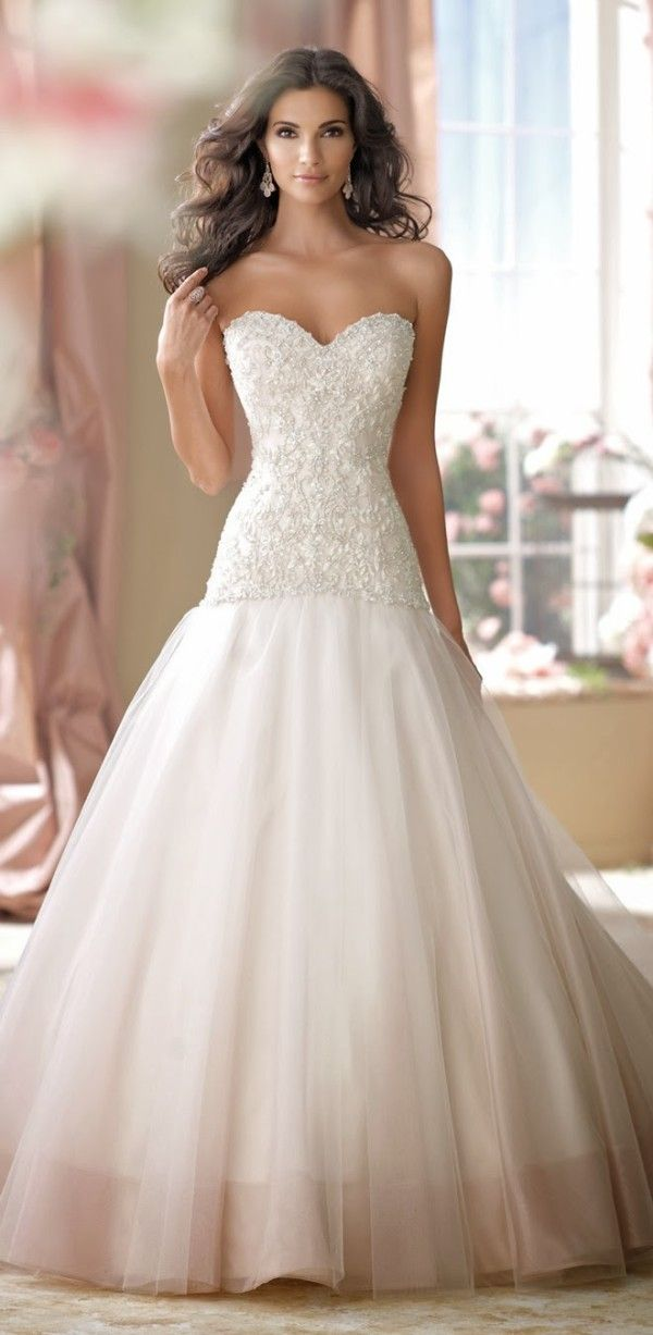 David Tutera for Mon Cheri – Elegance Bridal Collection | Wedding ...