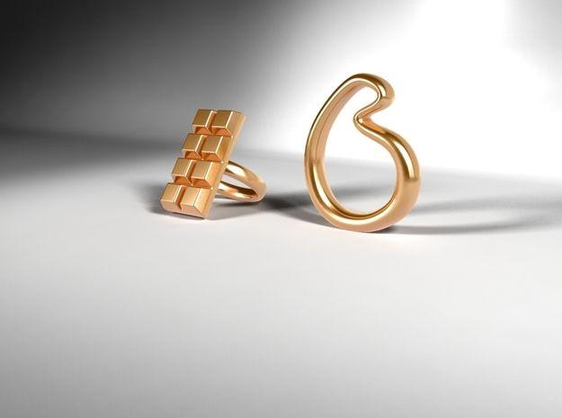 Rings by TAYA. Page at www.facebook.com/byTAYA