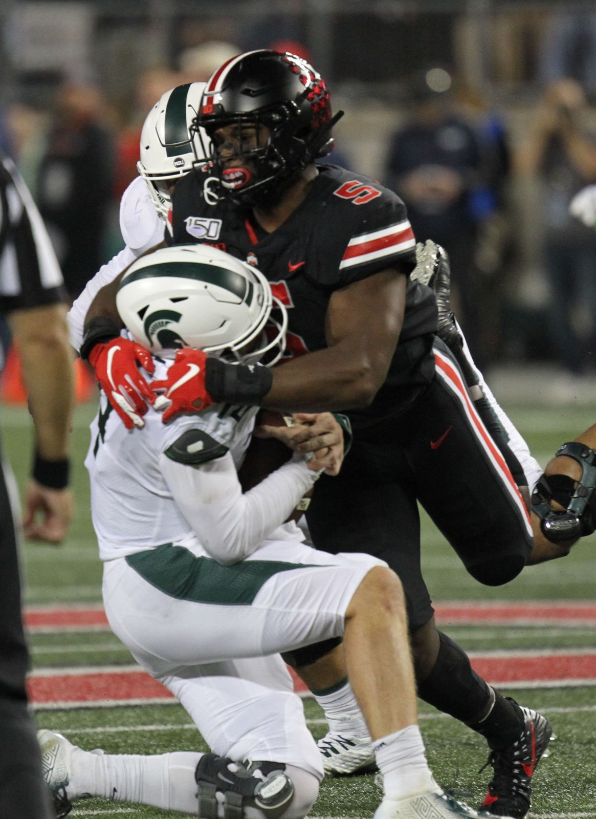 Ohio State Football And Justin Fields Were Forced To Figure Is The Perfect High Quality Nfl Superbowl Wallpap In 2020 With Images Ohio State Football Football Ohio State