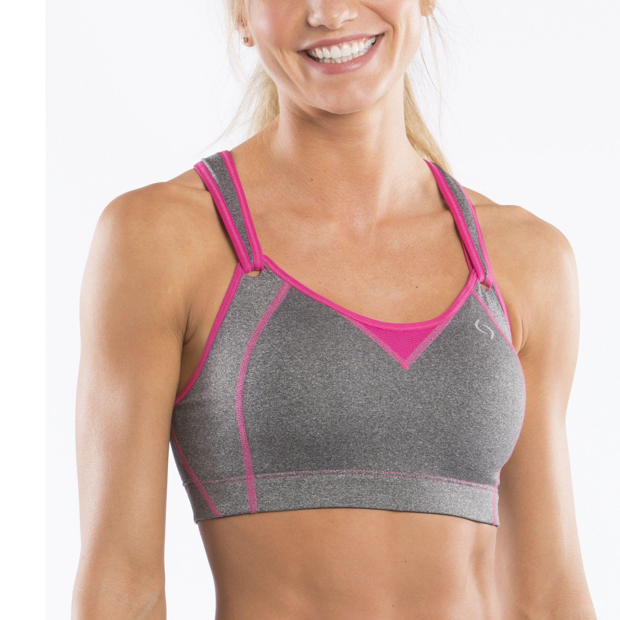 6d78c6752 Best sports bra for bounce-less support!...Rebound Racer Sports Bra