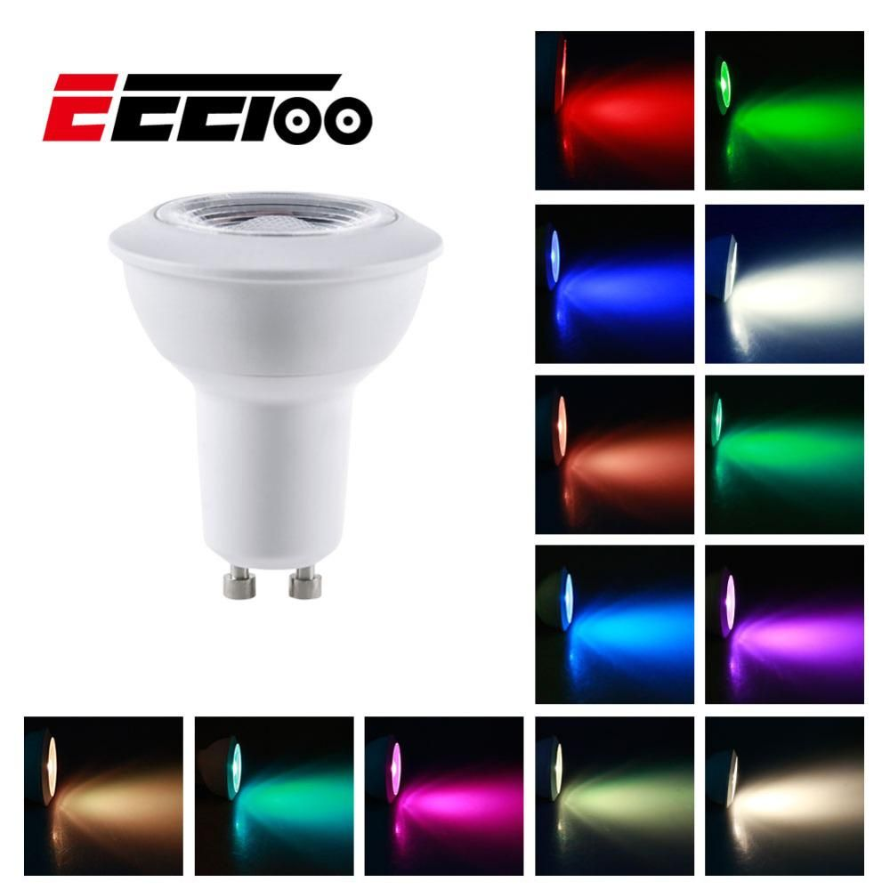 Eeetoo E27 Led Bulb Light Ac 110v 220v Led Lamp Gu10 Gu5 3 B22