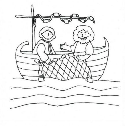 Big catch  SSKCVBS Coloring pages  Pinterest  Sunday school