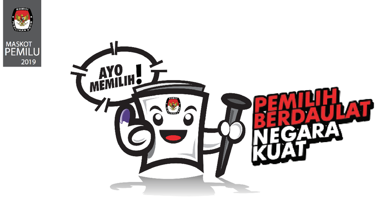 LAMPIRAN PENGUMUMAN RELAWAN DEMOKRASI KPU KAMPAR 2019