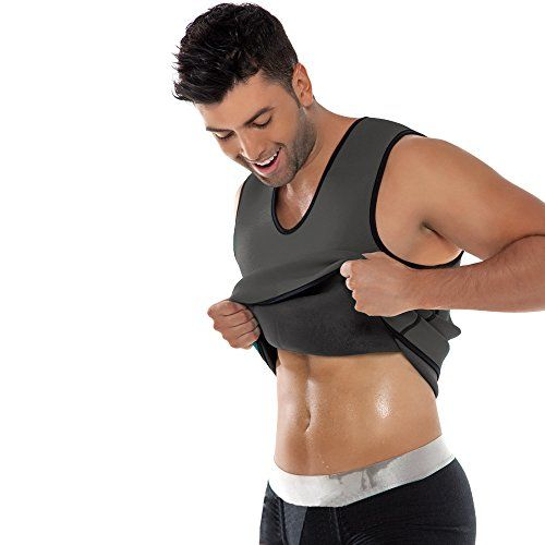 Amazing NEOPRENE SAUNA SHAPER VEST Takes Off Inches and Pounds Fast! About NEOPRENE: NEOPRENE is a synthetic rubber material designed to be flexible durableresilientand very resistant to failure an...