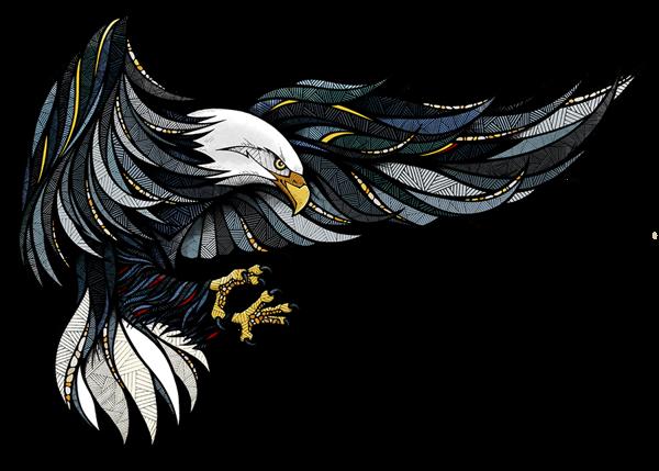 Águila   animales   Pinterest   Aguila dibujo, Arte y Arte del tatuaje