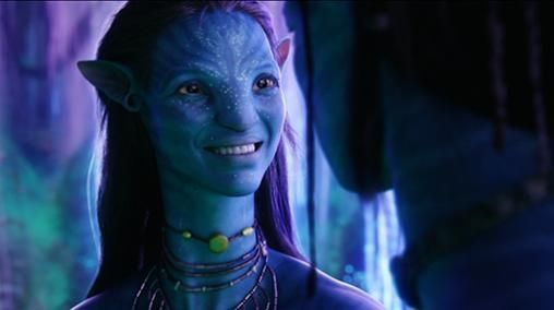 Disney Parks Avatar Na'vi Collectible Figures Authentic