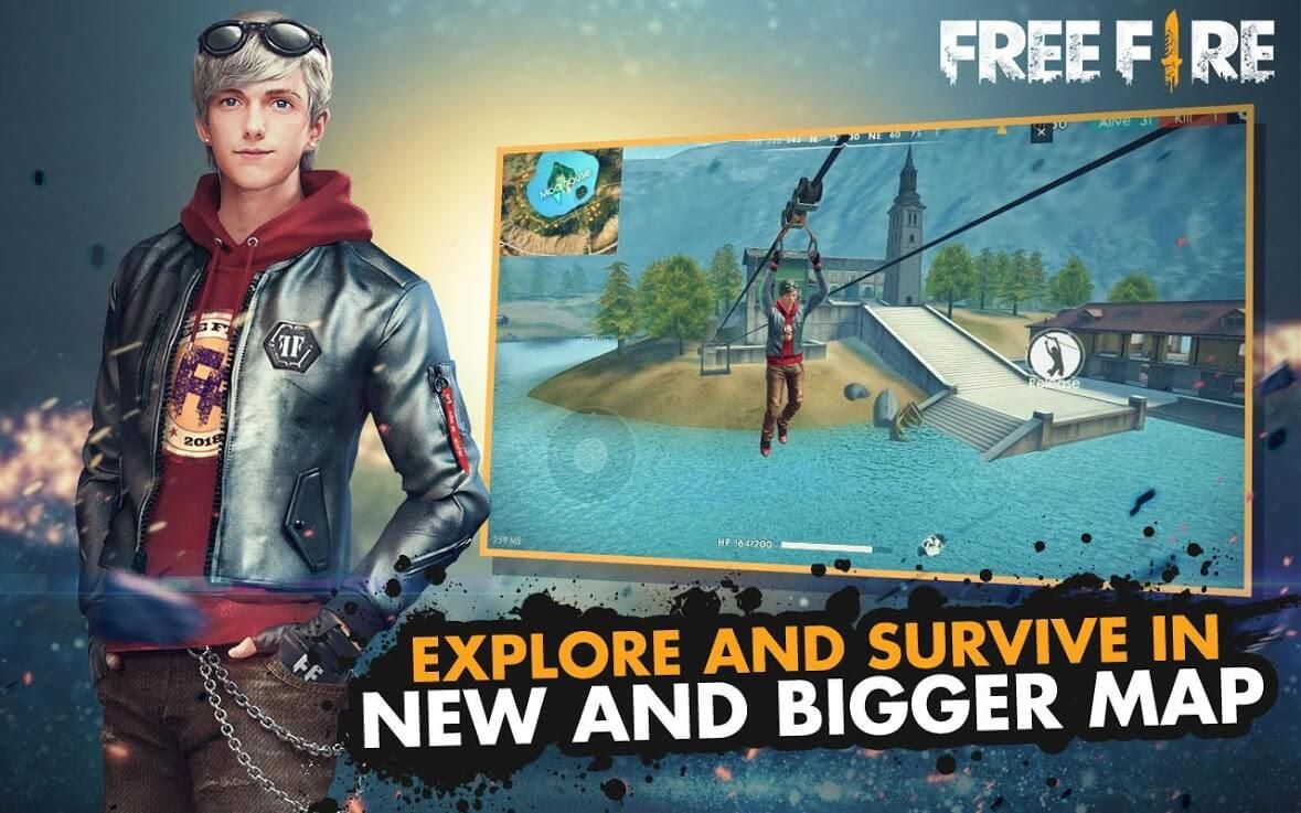 Garena Free Fire Hack Android and iOS Get Unlimited Free