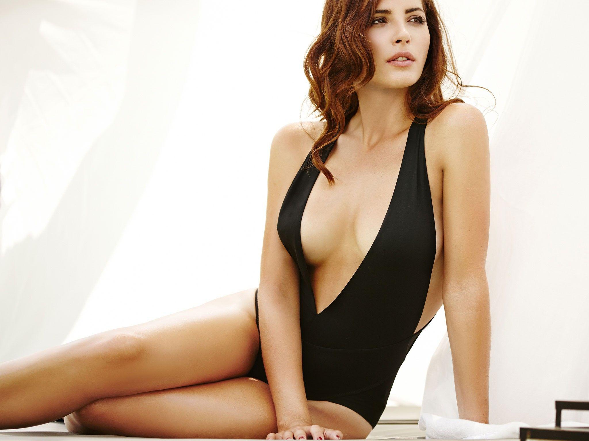 Fashion models naked fakes