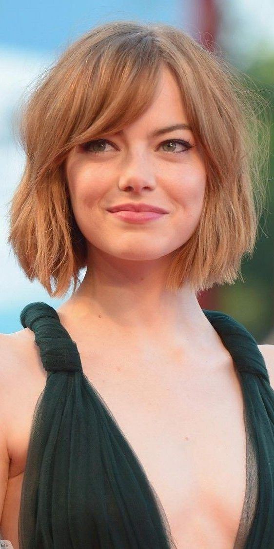 Pin By Claudia Neron On Ladne In 2020 Short Hair Model Layered Bob Haircuts Short Layered Bob Haircuts