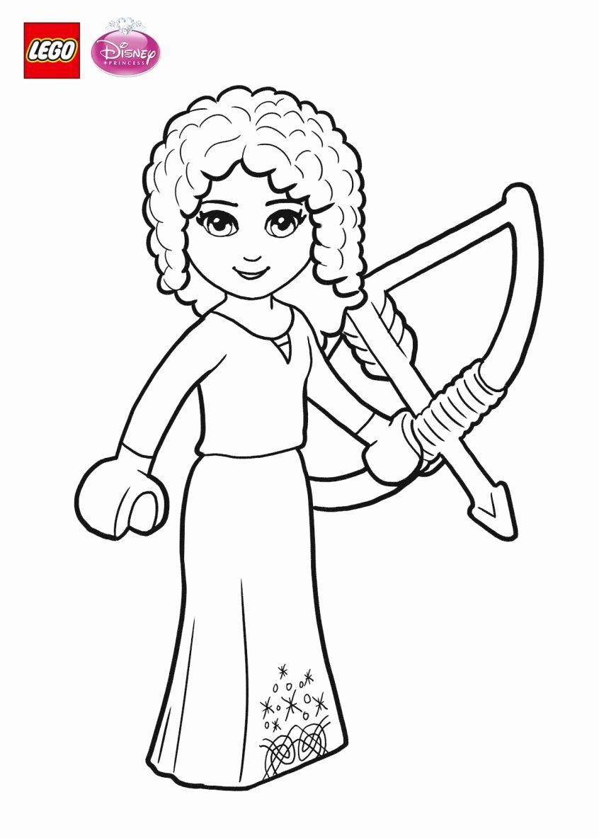 Printable Ariel Coloring Pages