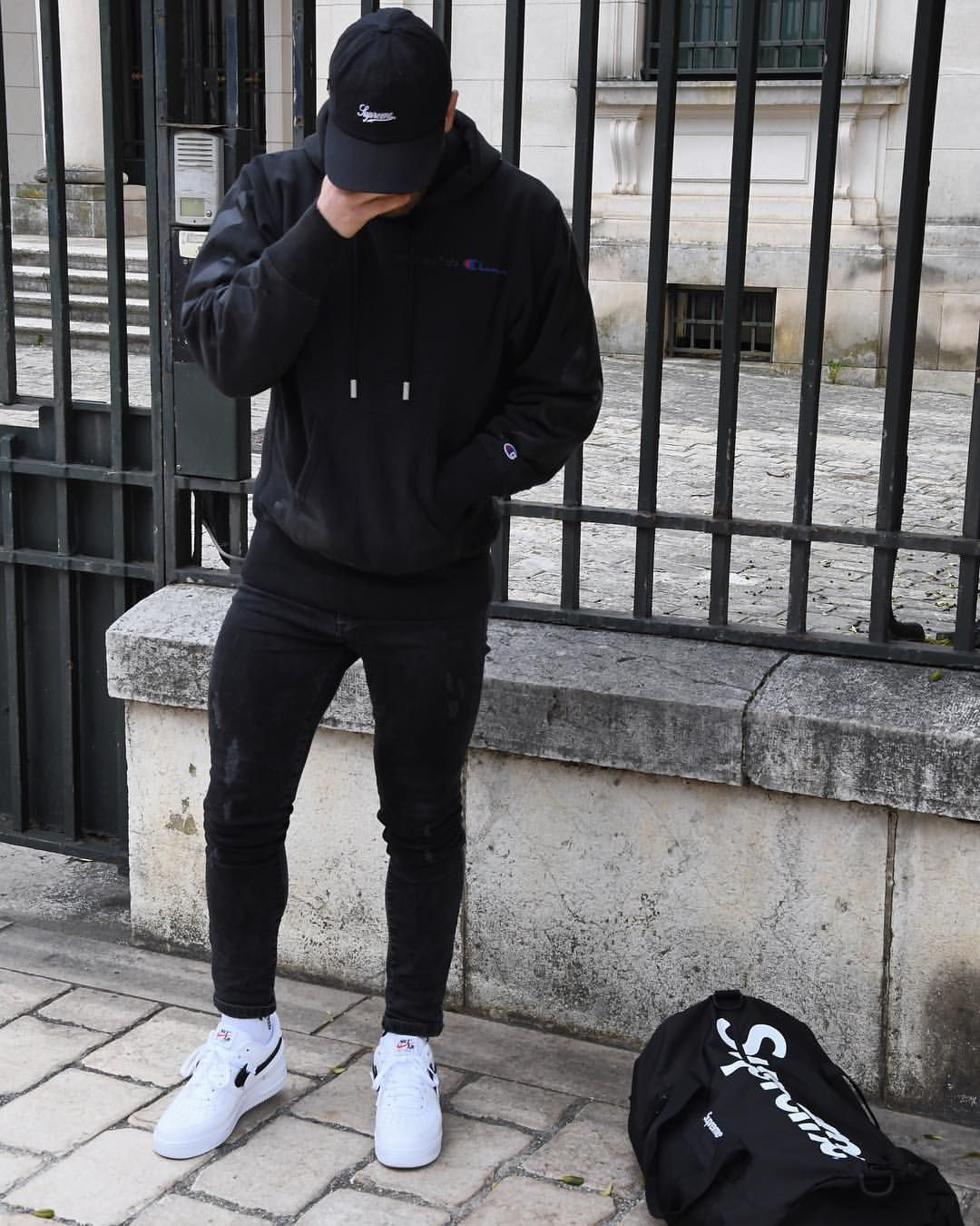 Black \u0026 White outfit 🐼 Rate it 1 , 10 ! TheHypedKid