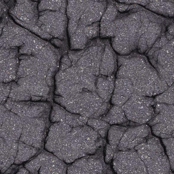 cracked asphalt road seamless tileable texture