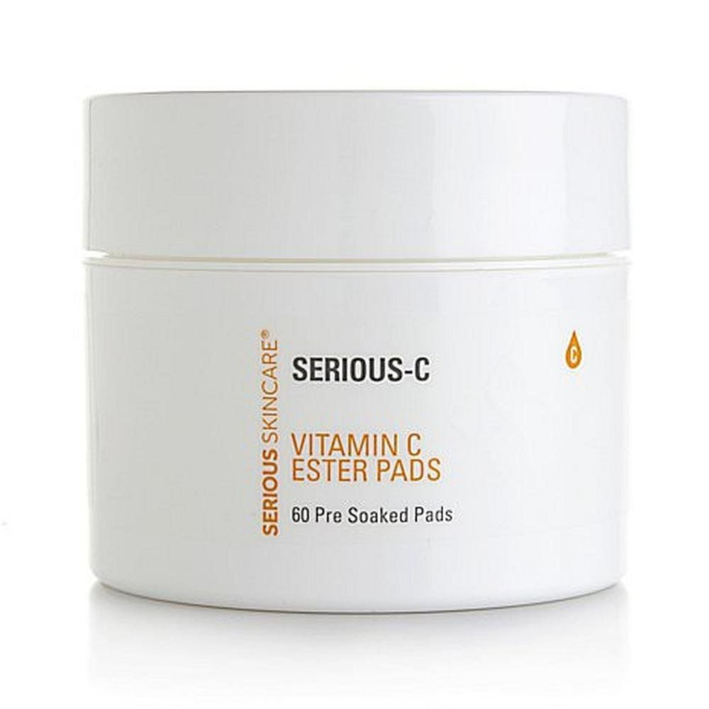 Serious Skin Care 60 Count Vitamin C Ester Pre Soaked Pads This Is An Amazon Affiliate Link You Can Find More Serious Skin Care Vitamins For Skin Skin Care