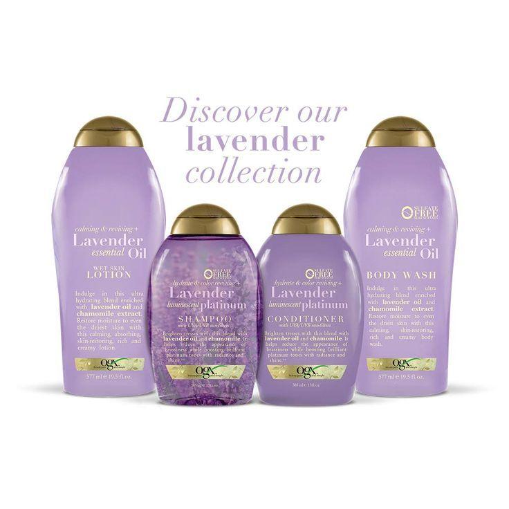Ogx body wash in 2020 lavender body wash oil body wash