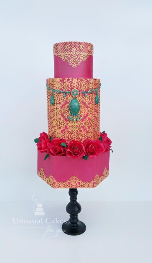 Un tema de quinceañera al estilo bollywood, colorido y exótico - Quinceanera ES