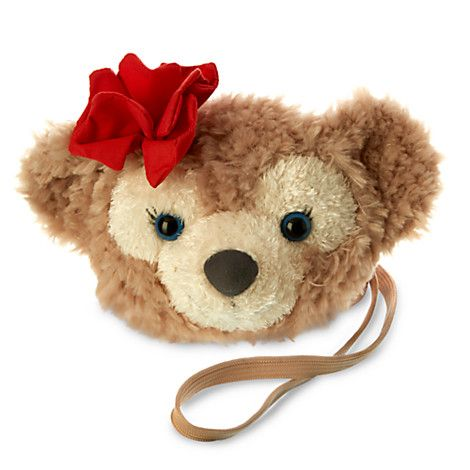 ShellieMay the Disney Bear Plush Crossbody Bag - Aulani b0fd237a2545f