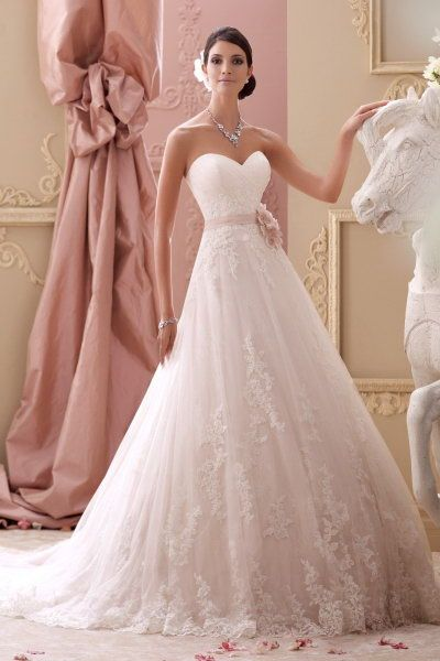 Sale David Tutera For Mon Cheri 115251 Blakesley Price Wedding