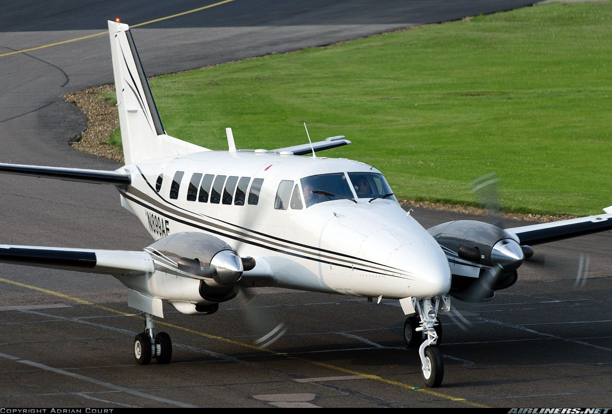 Beech 99 Airliner aircraft picture Aircraft pictures