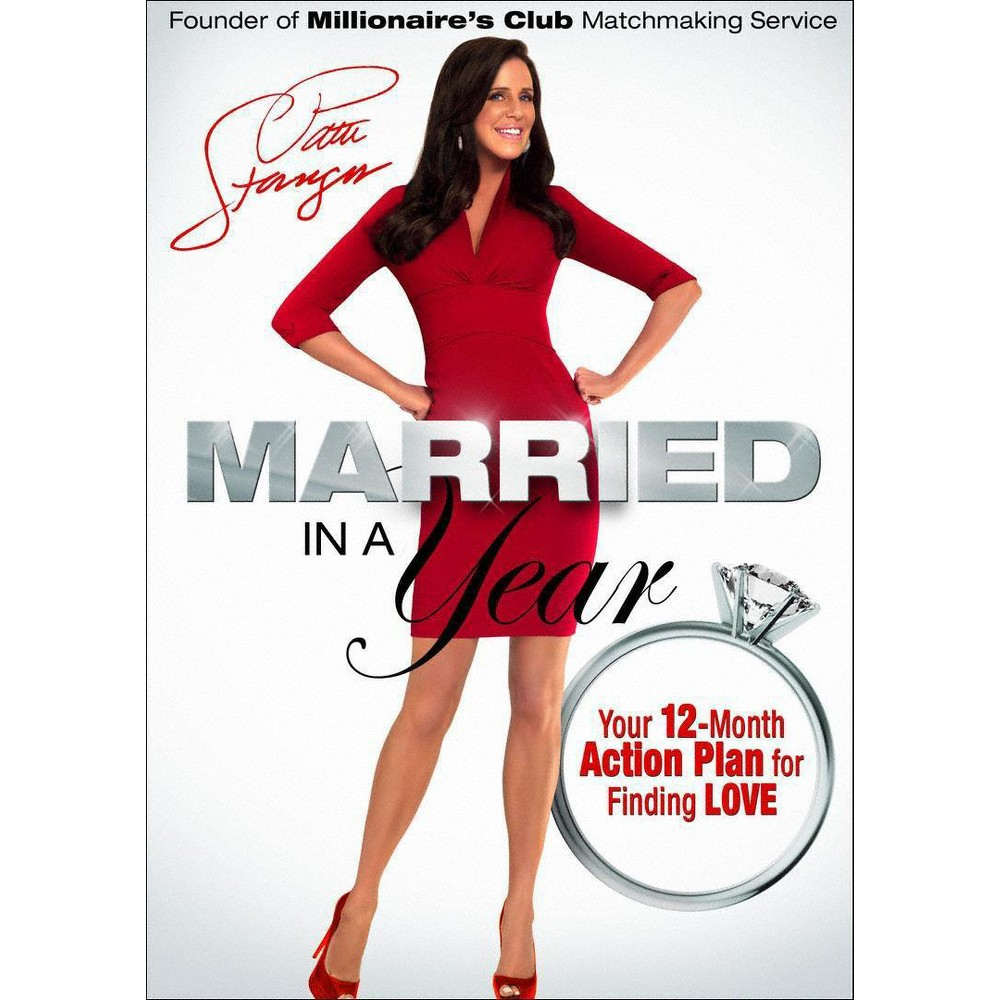 Patti Stanger: Married in a Year (DVD) | Millionaire