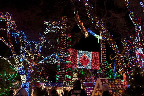 Christmas In Vancouver Canada So Cute Christmas Christmas Lights Celebration Around The World