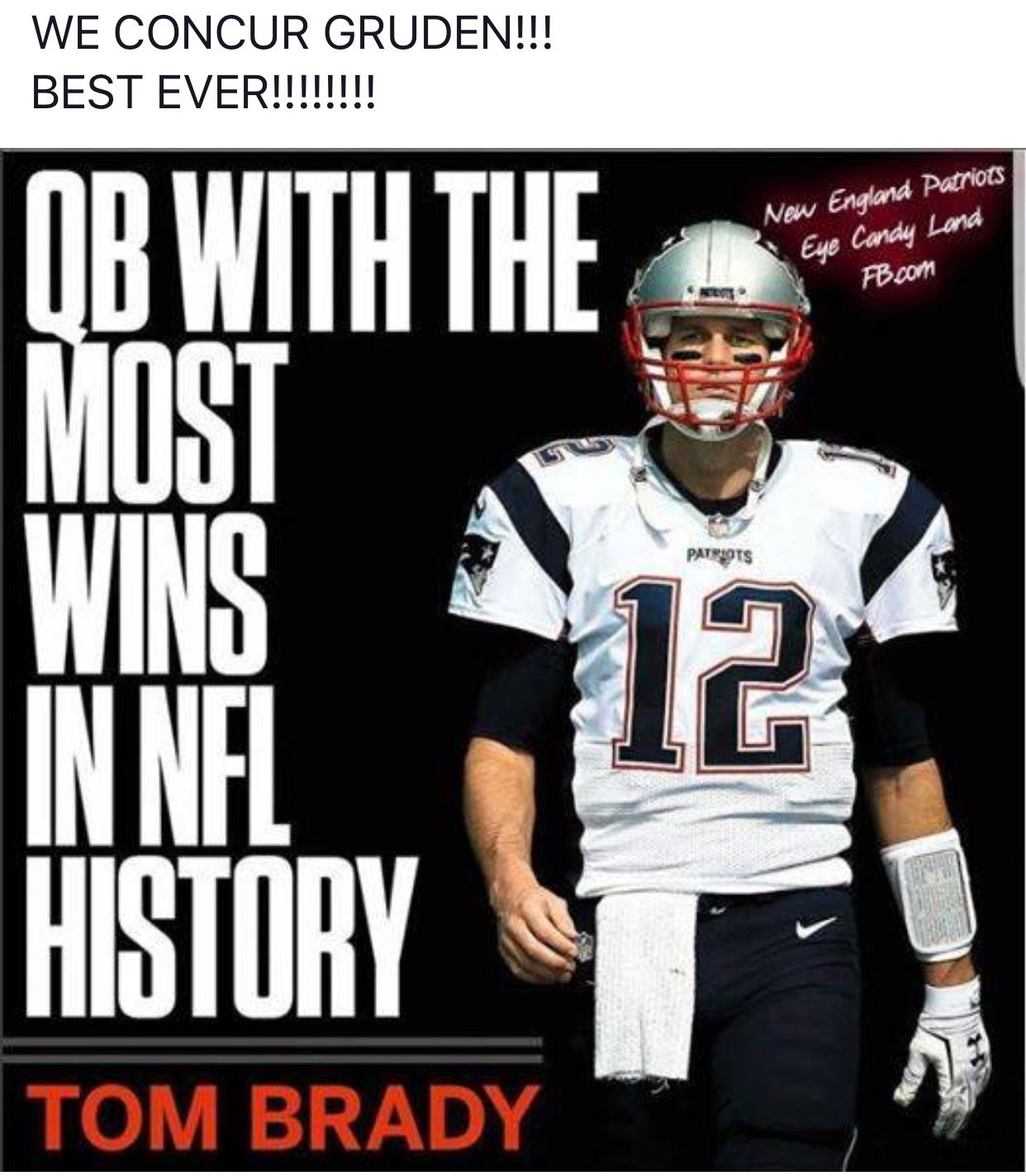 Best Ever Quarterback Http Www 99wtf Net Young Style Urban Style College New England Patriots Football New England Patriots Merchandise Patriots Football