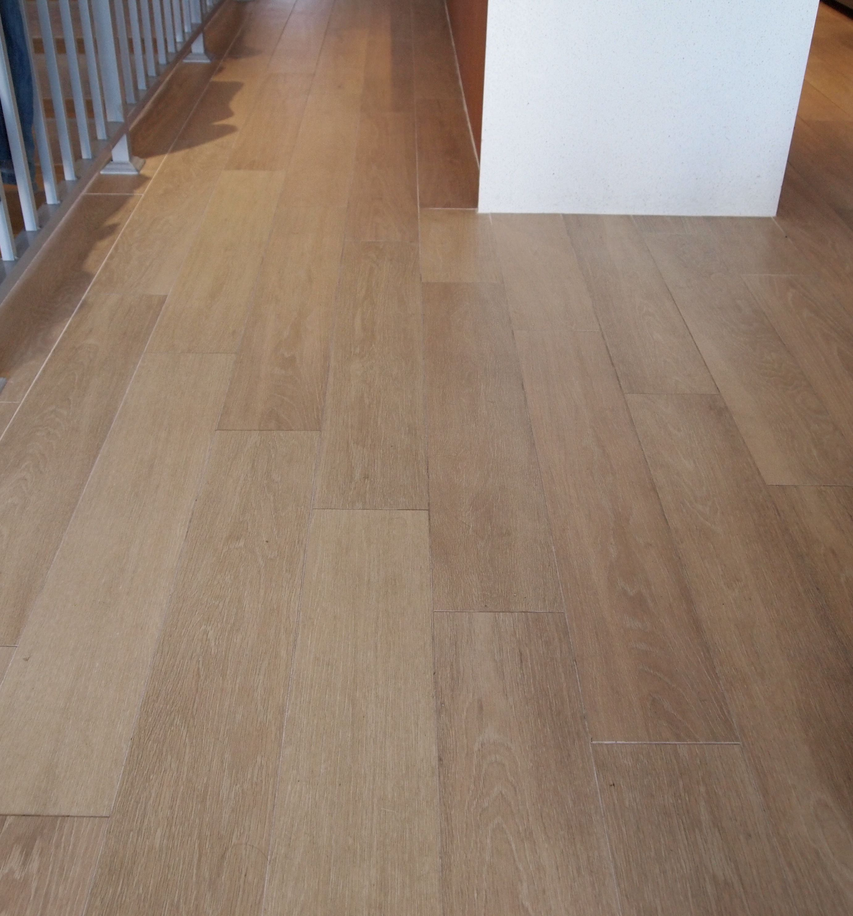 Spanish Wood Look Porcelain Floor Tiles. Great For