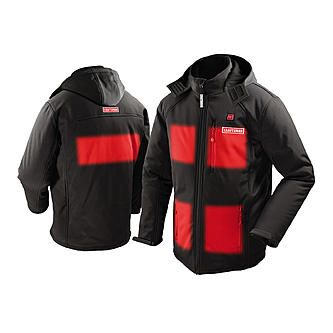 Craftsman Heated Jacket With Battery And Charger 2 Winter Outfits