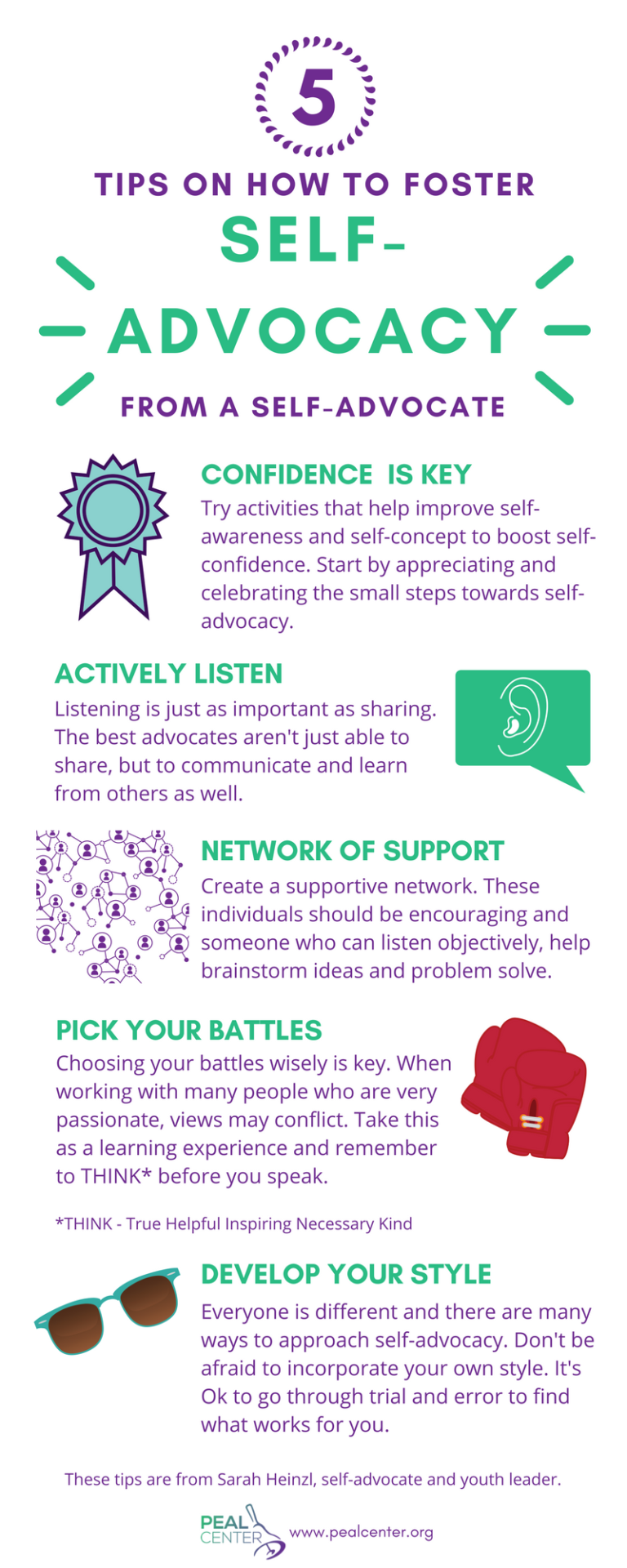 Self concept ways to improve How to