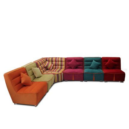 Home World Leidy L Shape Sofa Sofas Sectionals Wooden Sofa Sofa Furniture