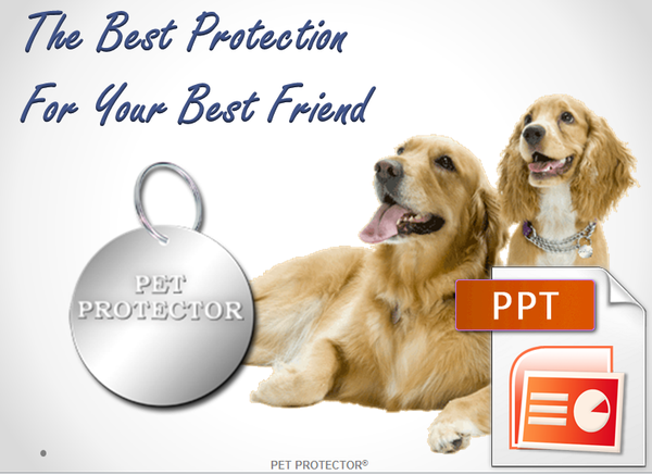 Pet Protector Presentation Pet Protector Best Friends Pets Pets