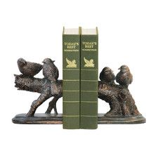 Continuing Branch Book Ends (Set of 2)
