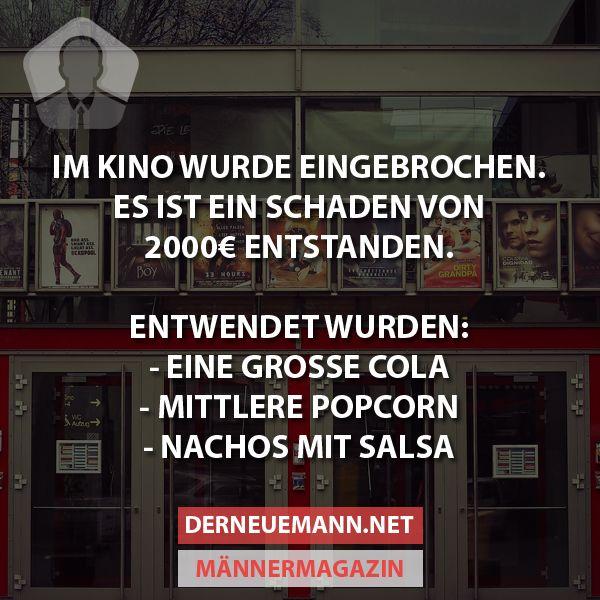 Im Kino eingebrochen #derneuemann #humor #lustig #spaß