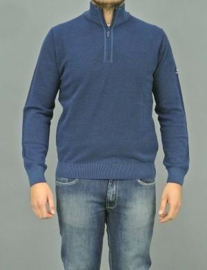 negozio online c7e75 9054b Maglione uomo mezza zip Navigare | Maglione | 1074350 AVION ...