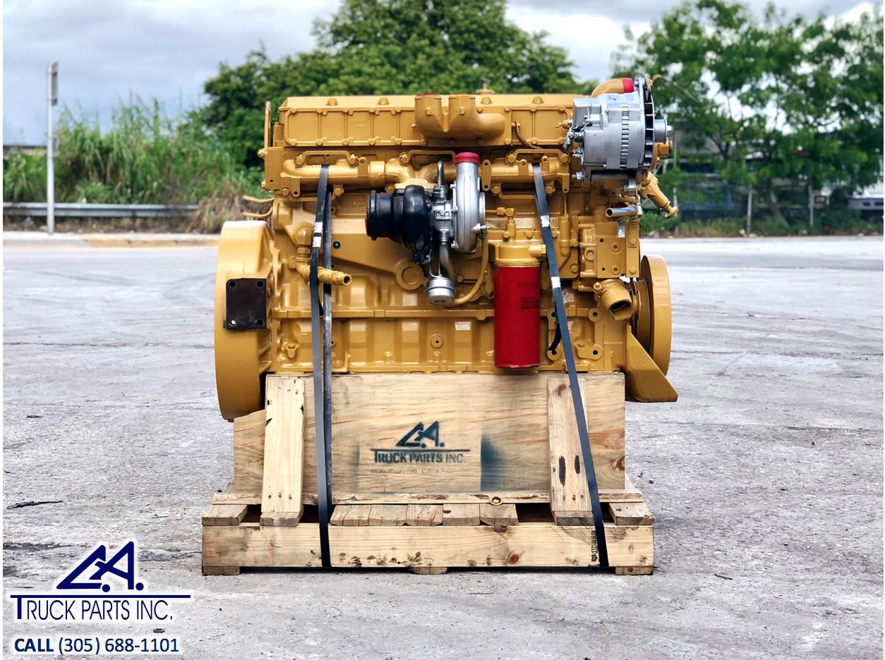 Caterpillar Diesel Engine Caterpillar engines, Diesel