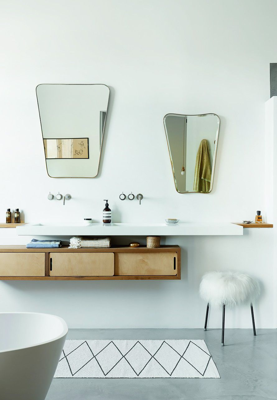 10 Things the French Always Do When Decorating | BATHROOM ...