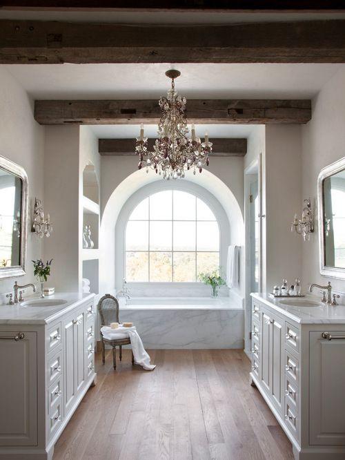Mediterranean Home Design, Photos & Decor Ideas   Bath   Pinterest ...