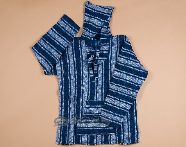 Check out this soft woven Baja Shirt Hoodie - Extra Large - Mission Del Rey Southwest