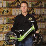 Strider Sports International Inc. founder and CEO Ryan McFarland