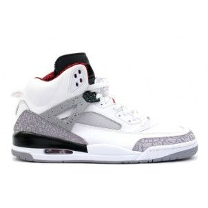 Black · 315371-101 Air Jordan Spizike OG White Cement Grey Black A23009 · Buy  JordansJordan SpizikeAir JordanCementBasketball ShoesShoes ...