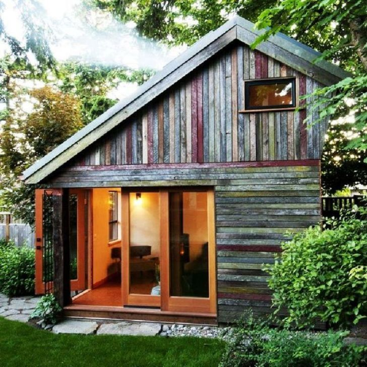Small Backyard Guest House Plans: 10 Popular Small House Design Ideas With Low Budget